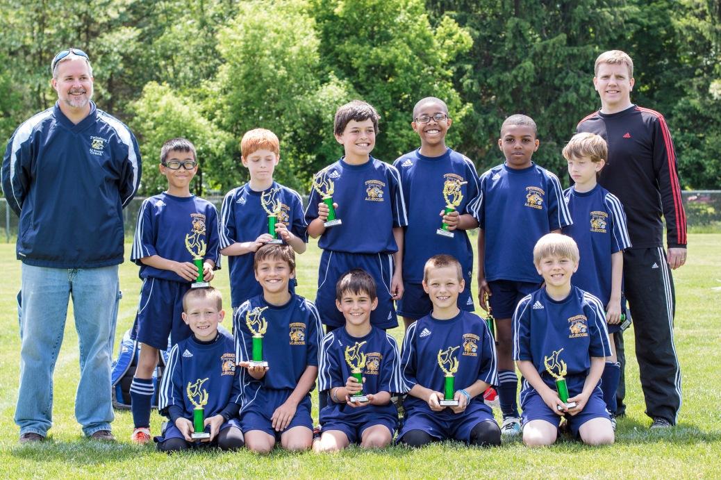 Westlake Invitational Soccer Tournament (2013)
