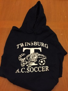 Adult Large Hoodies ($15)