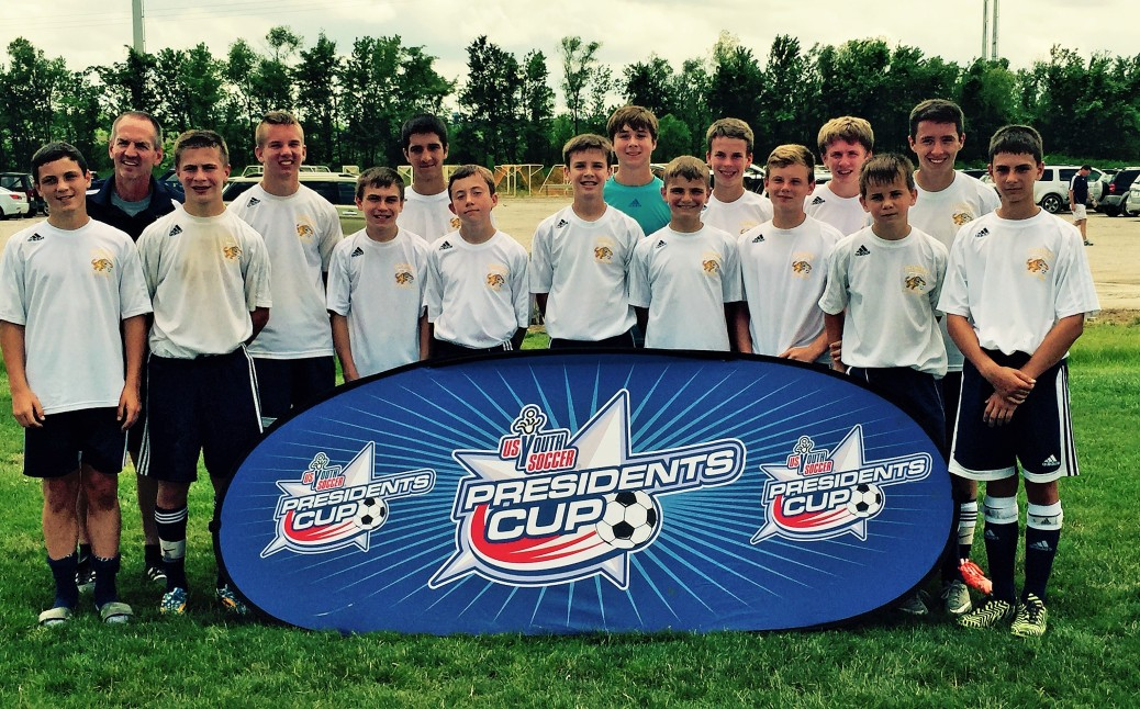 U14 Boys Presidents Cup